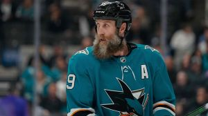 Sharks' Joe Thornton Says He Still Has 'Years To Go' In His NHL Career