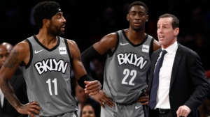 NBA Rumors: Here's Role Kyrie Irving, Kevin Durant Played In Kenny Atkinson's Firing
