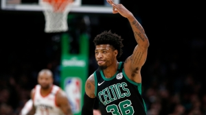 NBA Rumors: Celtics' Marcus Smart To Donate Blood Plasma For COVID-19 Research