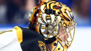 How Tuukka Rask's Cough Led To Blinking Red Lights, Quarantine And Missed Game