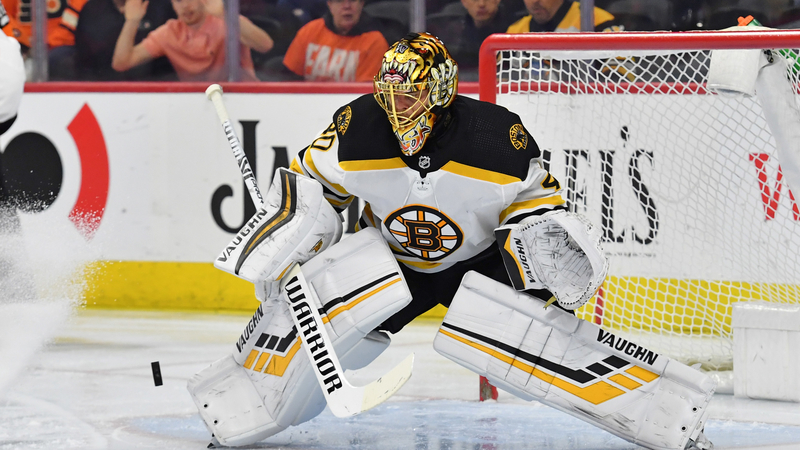 Bruins Get Back In Win Column With Shutout Win Over Flyers On Tuesday