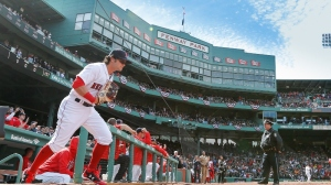 NESN's 'Stay Home Team' Urges Social Distancing By Red Sox Fans