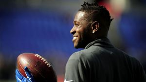 Antonio Brown Posts Video Of Workout With Russell Wilson To Instagram