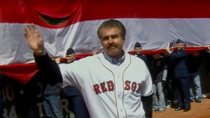 Relive Bill Buckner's First Pitch Before Red Sox's 2008 Fenway Opener