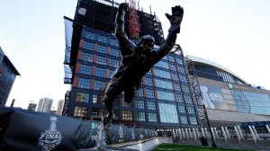 Here's Story Behind Bobby Orr Statue Being Moved From TD Garden Entrance