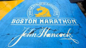 Boston Marathon Sends Thoughtful Message To Essential Workers On Patriots' Day