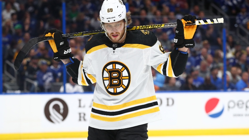 Why NHL Writer Believes David Pastrnak Has Bruins' 'Best Value Contract'