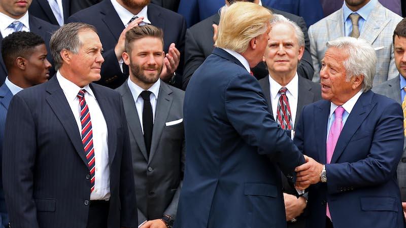 NFL Rumors: Donald Trump Believes 2020 Season Should Start On Time