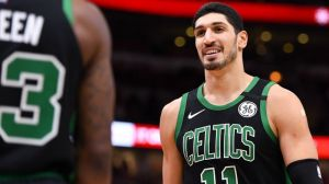 Enes Kanter And Tacko Fall Reveal Best, Worst Celtics To Quarantine With