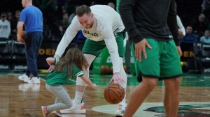 Here's What Celtics' Gordon Hayward Has Been Up To During NBA Hiatus