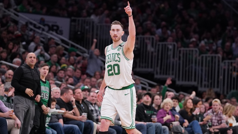 Gordon Hayward, Wife Thank Boston ER Workers With This Classy Gesture