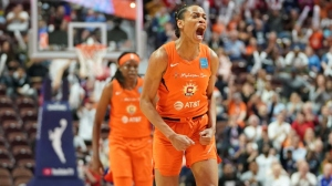 Jasmine Thomas Reflects On CT Sun's Finals Loss Ahead Of WNBA Draft