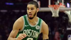 Jayson Tatum Comes Clean About Highlight-Reel Play Over Paul George