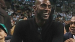 Kevin Garnett Has On-Brand Reaction Basketball Hall Of Fame Induction