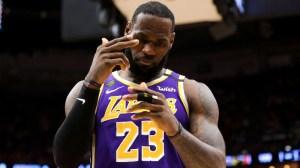How LeBron James Would Feel If NBA Season Can't Finish Due To Coronavirus Pandemic
