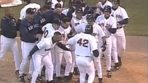 Mo Vaughn's Opening Day Walk-Off Grand Slam Underrated In Red Sox History
