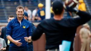 Ohio State's Mascot Trolls Michigan Alum Tom Brady With Clever Tweet