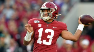 Could Tua Tagovailoa Be In Play For Patriots In First Round of NFL Draft?