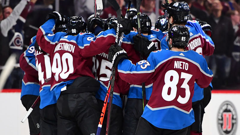 NHL Confirms Third Avalanche Player Has Tested Positive For COVID-19