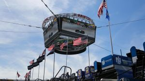 iRacing Updates Bristol To Include Colossus Scoreboard For eNASCAR Race