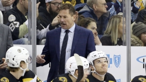 Bruce Cassidy Confident Bruins Will Have 'Easy Transition' Upon NHL Return