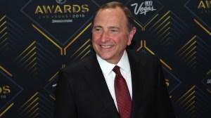Did Commissioner Gary Bettman Hint At NHL Not Finishing Regular Season?