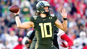 So Long, Daniel Jones? Giants Reportedly Doing Work On Justin Herbert