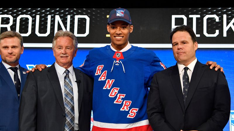 FBI Reportedly Investigating After Rangers' K'Andre Miller Faces Racial Abuse