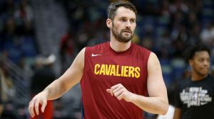 Here's What Kevin Love Thinks NBA Season Might Look Like Once Resumed