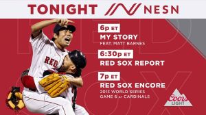 Red Sox Encore: Relive Sox-Cardinals 2013 World Series Game 6 Ahead Of NESN Broadcast