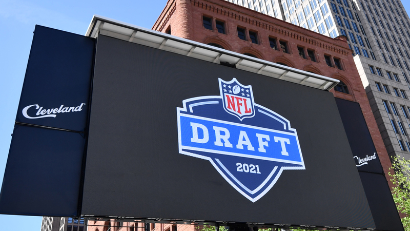 NFL Draft's Fundraising Efforts Earn Cealey Godwin's 'Ceal Of Approval'