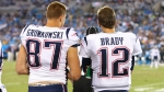 Rob Gronkowski Claims Nothing Beats His Birthday Present For Tom Brady