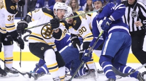 NESN To Air Best Of Bruins Vs. Maple Leafs, Red Sox Pitching Performances
