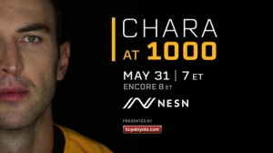 NESN To Debut Zdeno Chara Tribute Show On May 31 To Honor 1,000 Games With Boston