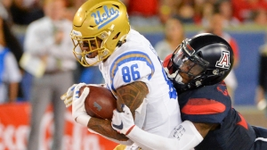 Patriots Draftee Devin Asiasi Worked Out With Cam Newton, N'Keal Harry
