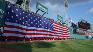 Watch Red Sox's Moving Memorial Day Tribute At Empty Fenway Park