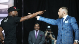 Conor McGregor (Again) Teases Boxing Rematch Vs. Floyd Mayweather Jr.