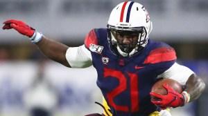 J.J. Taylor Takeaways: How Patriots Diminutive Rookie Running Back Can Help