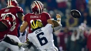 NFL Writer Names Patriots' Josh Uche Among 2020 Draft's 'Best Player-Team Fits'