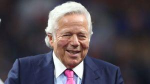 Patriots Owner Robert Kraft Optimistic About 2020 NFL Season Being Played