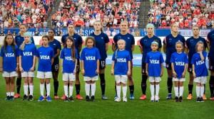 USWNT Appeals Dismissal Of Equal Pay Lawsuit Vs. U.S. Soccer Federation