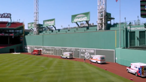 VA Hero Of The Week: Red Sox Honor Healthcare Workers At Fenway Park