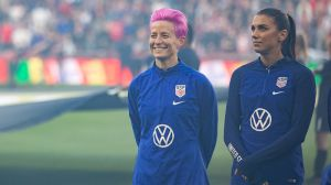 Megan Rapinoe, Alex Morgan 'Shocked' By Dismissal Of USWNT's Equal Pay Suit