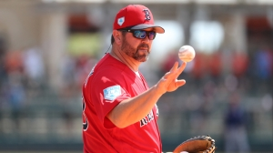Red Sox Captain Jason Varitek Joins 'At Home With TC' To Talk 2004 World Series