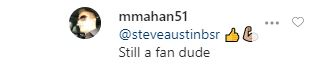 Stone Cold Steve Austin fan