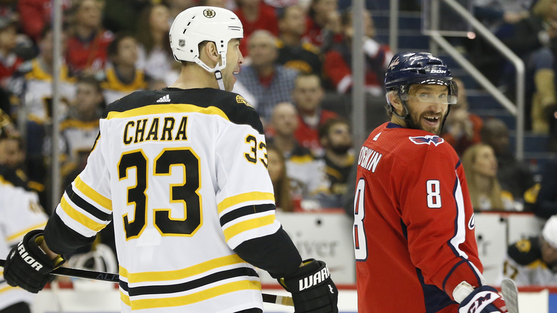 NHL Captains Share Their Thoughts On Zdeno Chara...