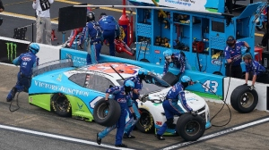 NASCAR Driver Who Pushed Bubba Wallace To Pits Cites Lightning McQueen