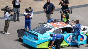 Richard Petty Motorsports Reacts To FBI Findings On Bubba Wallace Noose Incident