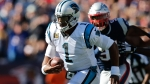 Cam Newton Breaks Silence On Being Tom Brady's Replacement As Patriots QB