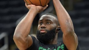 NBPA Salutes Celtics' Jaylen Brown For Leading Peaceful Protest